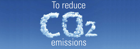 To reduce CO2 emissions