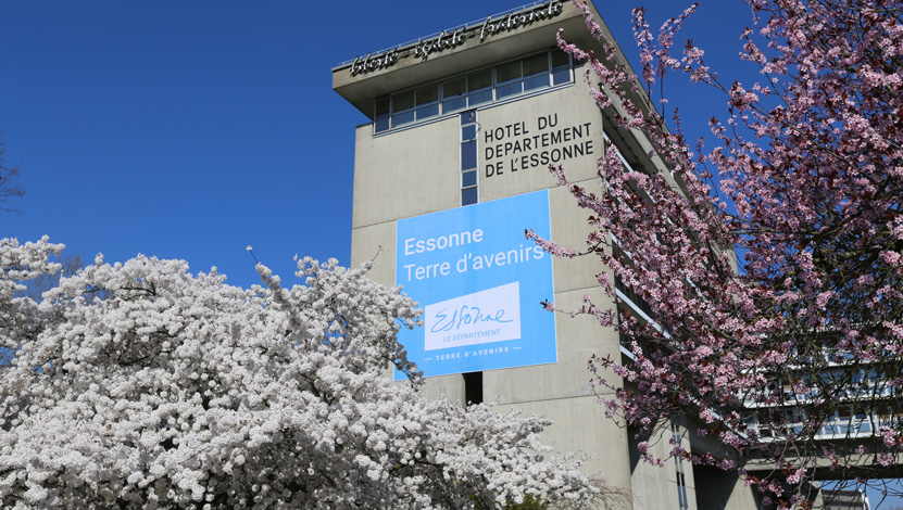 Le Conseil départementale de l'Essonne
