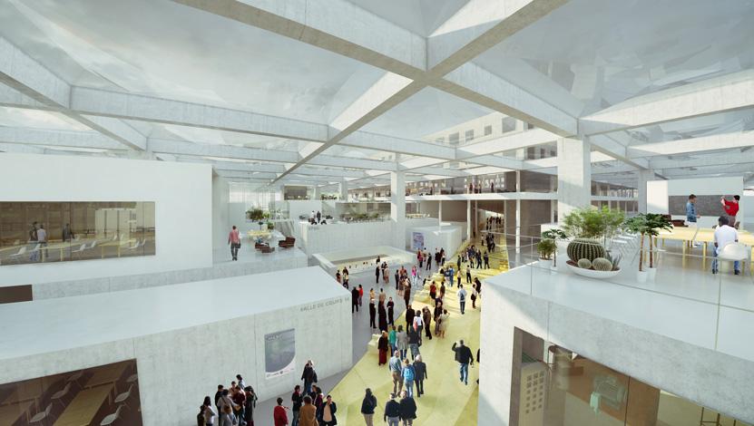 L'université Paris Saclay - Conseil départemental de l'Essonne