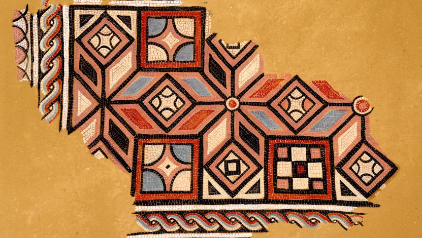 Mosaïques romaines de Souzy-la-Briche