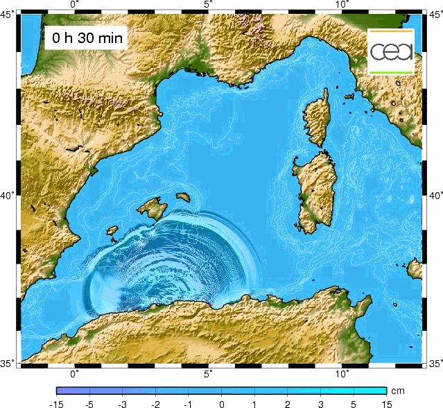 Le tsunami de Boumerdés (2003)