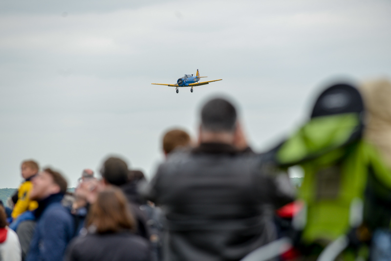 Meeting aérien 2016 - Aérodrome de Cerny-La Ferté-Alais