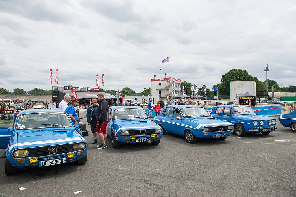 Heritage Festival à l'autodrome de Linas-Montlhéry