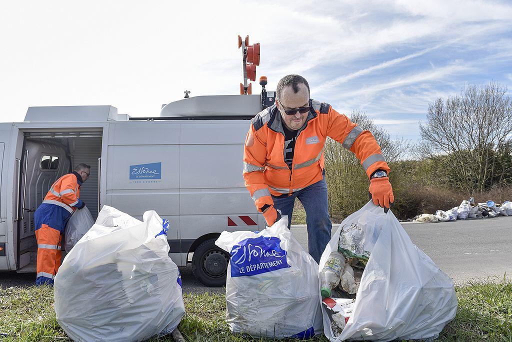 Ouverture Essonne verte Essonne propre 2018