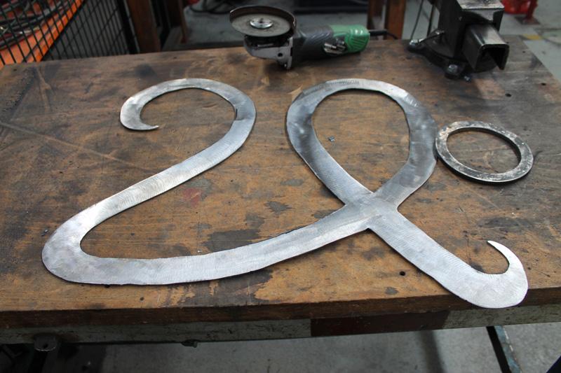 Transposition sur le métal