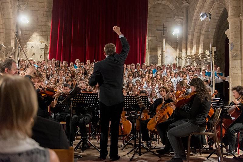 Les Chorales des collèges de l'Essonne 2015