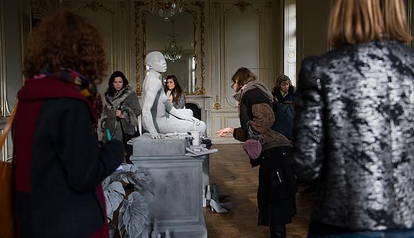 """Exposition Hans op de Beeck """"Personnages"""""""