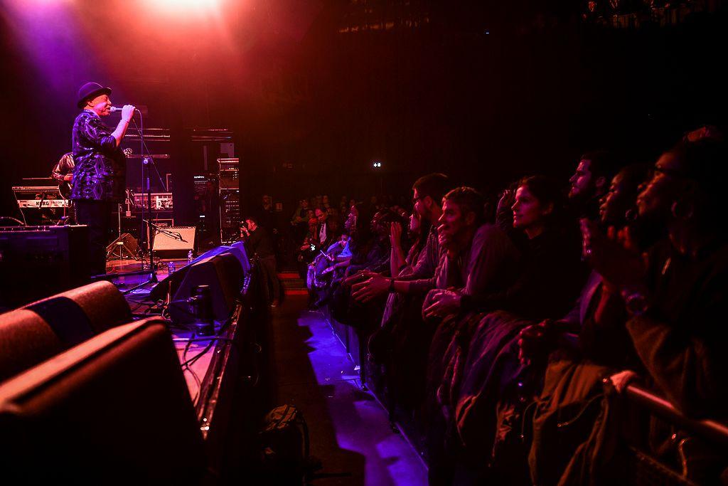 Concert de Salif Keita au Plan à Ris-Orangis