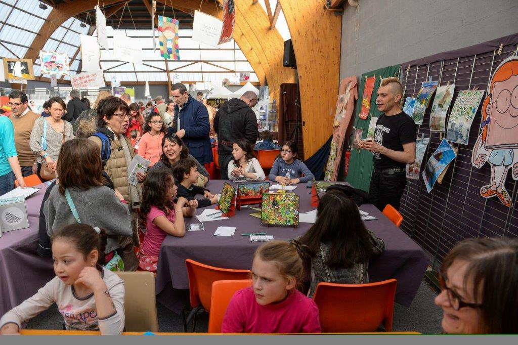 Salon du livre de jeunesse de Saint-Germain-lès-Arpajon